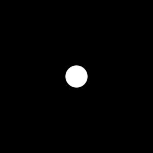 花の白黒イラスト02