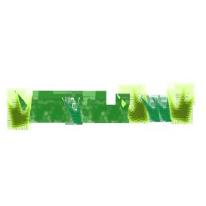 草のコラージュ風イラスト02