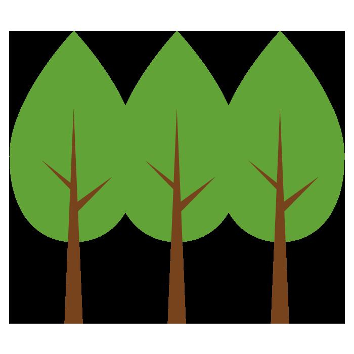 驚くべき森の空き地のイラストのイラスト素材ベクタ Image 48171101
