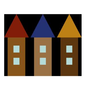 家のシンプルイラスト02
