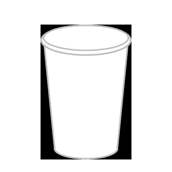 紙コップのシンプルイラスト ... : 七夕紙 : 七夕