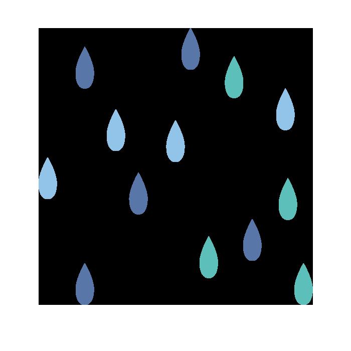 雨のシンプルイラスト <無料 ... : こいのぼり 絵 : すべての講義