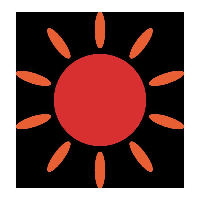 「太陽 イラスト フリー」の画像検索結果